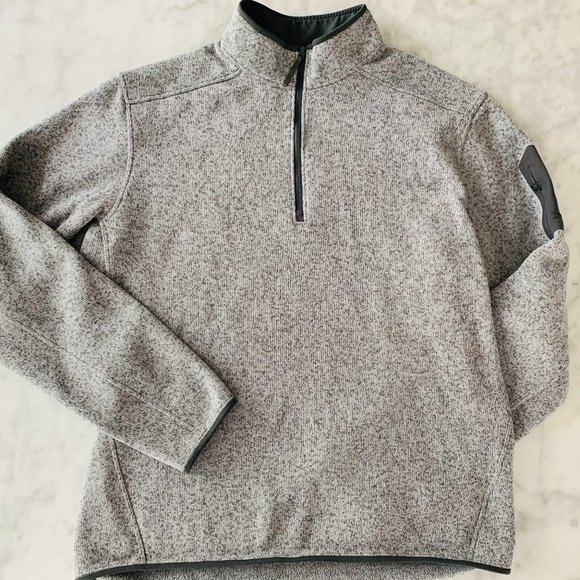 Arc'teryx Other - Arc'teryx Covert 1/2 Zip Pegasus Grey Pullover Lg